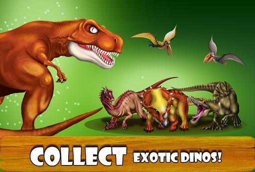 Dinosaur Zoo 11.93 screenshots 7