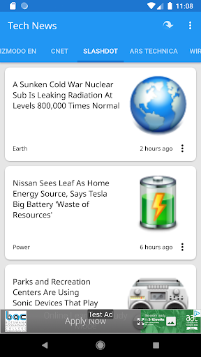 Tech News 1.9.3 Paidproapk.com 2