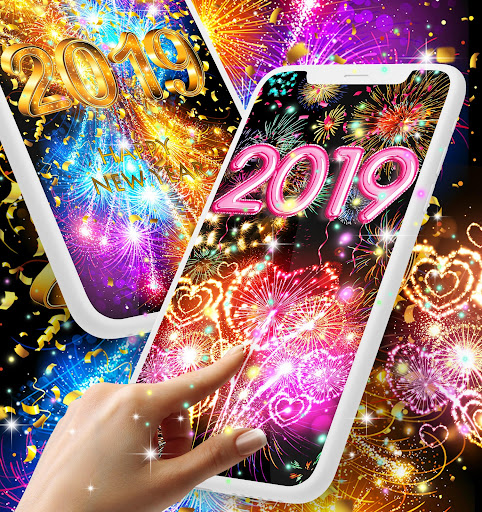 Happy new year 2021 live wallpaper 16.6 Screenshots 7