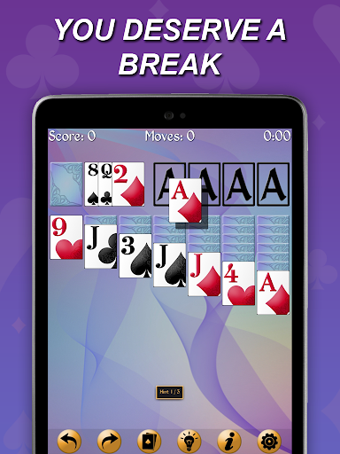 Solitaire MegaPack Varies with device screenshots 9