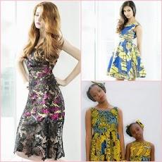 アンカラのファッションドレスのおすすめ画像1