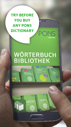Download APK: PONS Dictionary Library – Offline Translator v5.6.20 [Unlocked]