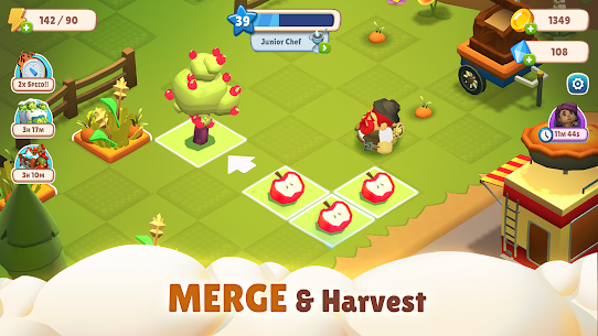 Adventure Chef: Merge Explorer Mod Apk 2.18 (Unlimited Money) 8