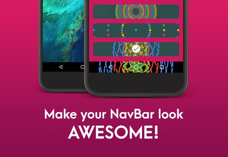 NavBar Animations (No Root) v3.0.7 [Mod]  APK