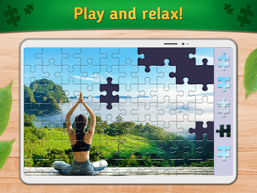 Relax Jigsaw Puzzles android2mod screenshots 10