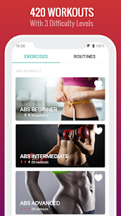 30-Days Fitness - Lose Weight at Home