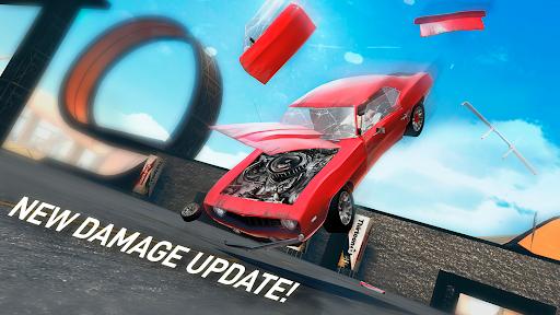 Car Stunt Races: Mega Ramps  screenshots 2