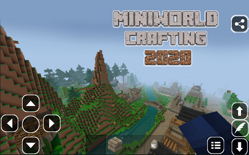 Mini World Block Craft Survival Building 2020  screenshots 3