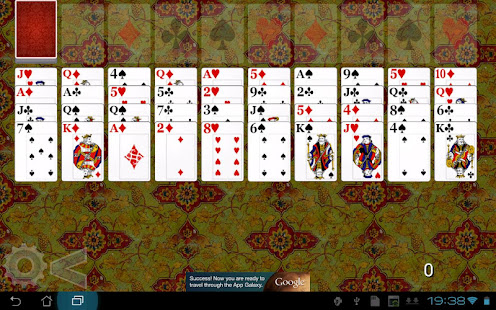 forty thieves solitaire hd hack