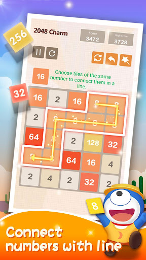 2048 Charm: Classic & Free, Number Puzzle Game 4.9501 screenshots 2