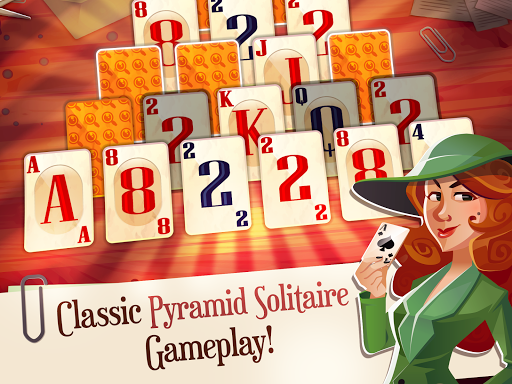 Solitaire Detectives - Crime Solving Card Game 1.3.1 screenshots 6