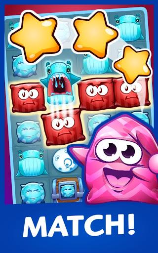 Dreamland Story: Match 3, fun and addictive android2mod screenshots 1