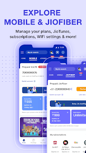 MyJio: For Everything Jio MOD APK 6.0.37 (Ads Free) 2