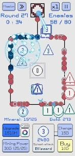 Random Pyramid Defense : pixel tower defense 2