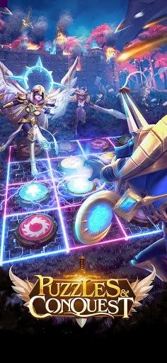 Puzzles & Conquest  screenshots 1