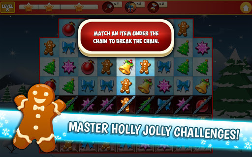 Christmas Crush Holiday Swapper Candy Match 3 Game 1.66 screenshots 20