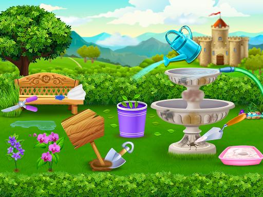 Princess house cleaning adventure - Repair & Fix 9.0 screenshots 3