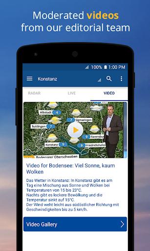 wetter.com - Weather and Radar 2.43.5 Screenshots 7