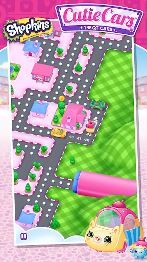 shopkins: cutie cars screenshot 2