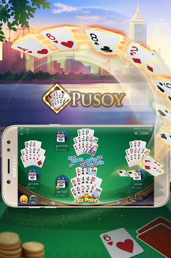 Pusoy - Best Chinese Poker for Filipinos 2.5 screenshots 1