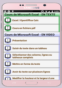 Cours Excel New For Pc – Free Download On Windows 10/8/7 And Mac 3