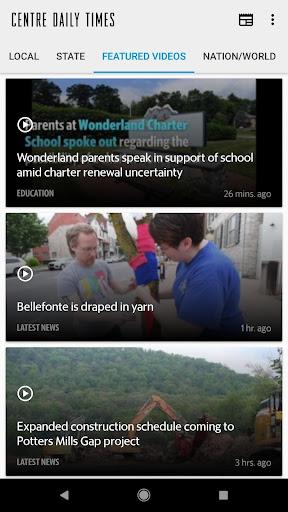 Centre Daily Times - PA news 7.7.0 screenshots 1