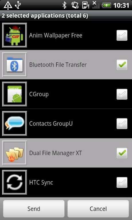 Bluetooth File Transfer  poster 7
