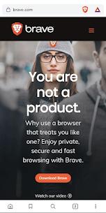 Brave Browser (Nightly) 1