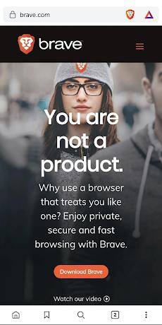 Brave Browser (Nightly)のおすすめ画像1