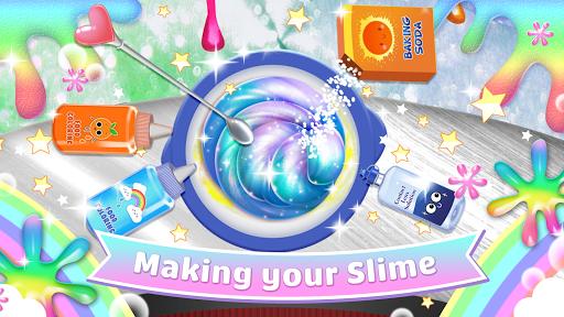 Real Slime Simulator Maker: Dress Up Girl  Screenshots 5