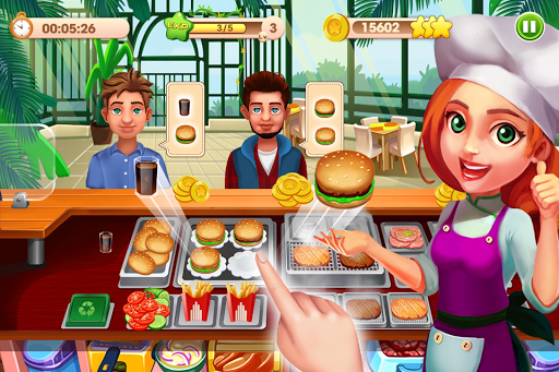 Cooking Talent - Restaurant manager - Chef game 1.0.5 screenshots 4