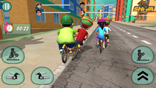 Shiva Bicycle Racing  Screenshots 16