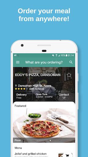 DiDi (Eat) - Local Food Delivery 1.11.0 Screenshots 2