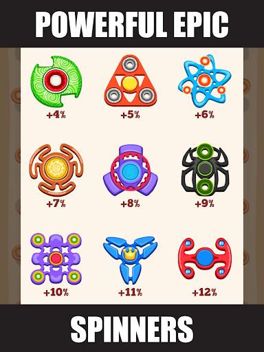 Spinner Evolution - Merge Fidget Spinners! apkdebit screenshots 8