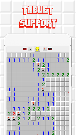 Minesweeper for Android - Free Mines Landmine Game  screenshots 10
