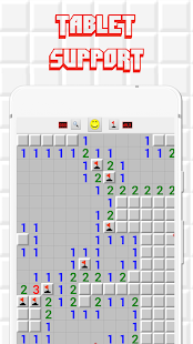 Minesweeper for Android - Free Mines Landmine Game Screenshot