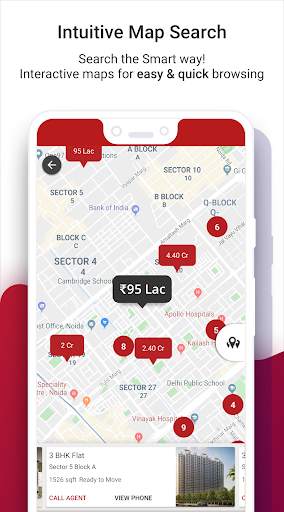 Magicbricks Property Search & Real Estate App android2mod screenshots 5