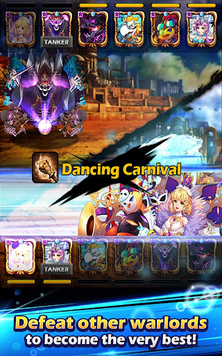 Monster Warlord 7.7.0 screenshots 4