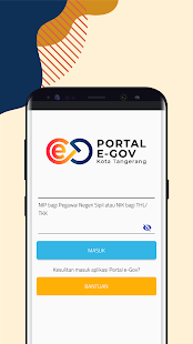 Portal e-Gov Screenshot
