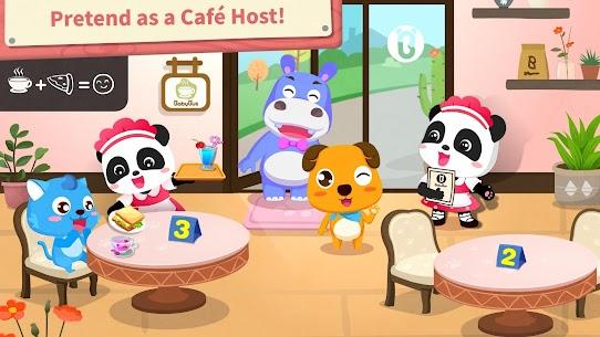 Baby Panda's Summer: Café 10