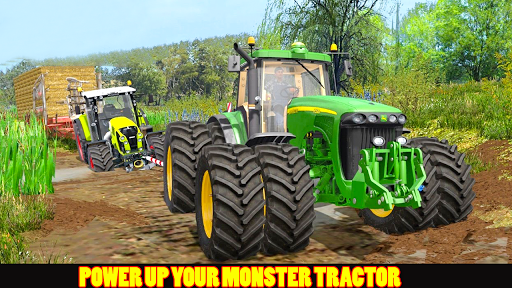 Tractor Pull & Farming Duty Game 2019 1.0 screenshots 15