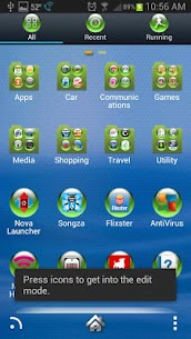LC Green Sphere Theme For Pc (Windows 7, 8, 10 And Mac) Free Download 2