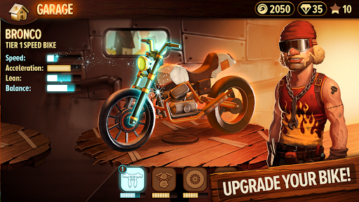 Trials Frontier 7.9.1 Screenshots 3