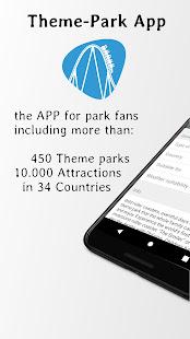 Theme-Park App