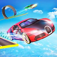 Mega Ramp Car Stunts Racing 2 icon