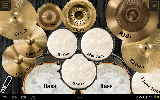 Drum kit (Drums) free modavailable screenshots 6
