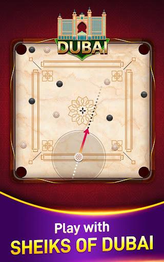 Carrom Board Game Online   Play Carrom Stars in 3D  screenshots 4
