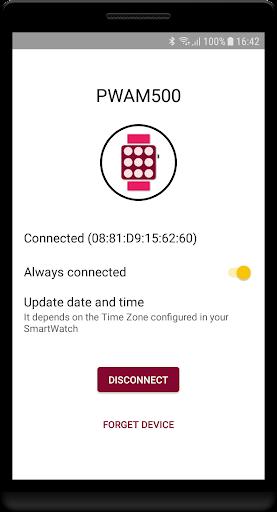 PWatch Connector modavailable screenshots 2