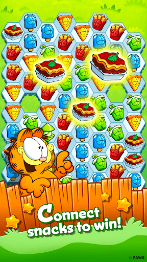 Garfield Snack Time  screenshots 1