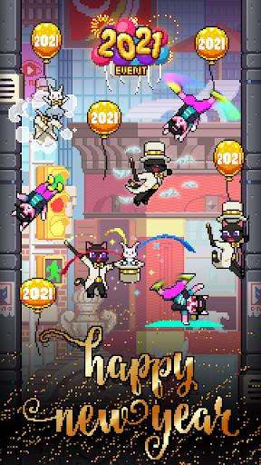 Cat Jump modiapk screenshots 1
